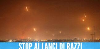 Si fermano i lanci di razzi, Israele e Hamas accettano il cessate il fuoco