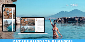 KatKerkhofs e la sua guida sulle bellezze di Napoli