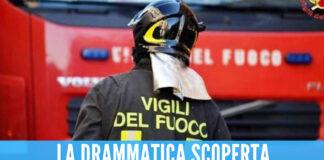 Tragedia in un appartamento a Napoli, giovane mamma trovata carbonizzata
