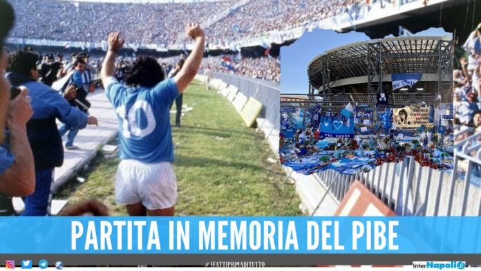 Diego Armando Maradona Fuorigrotta Napoli