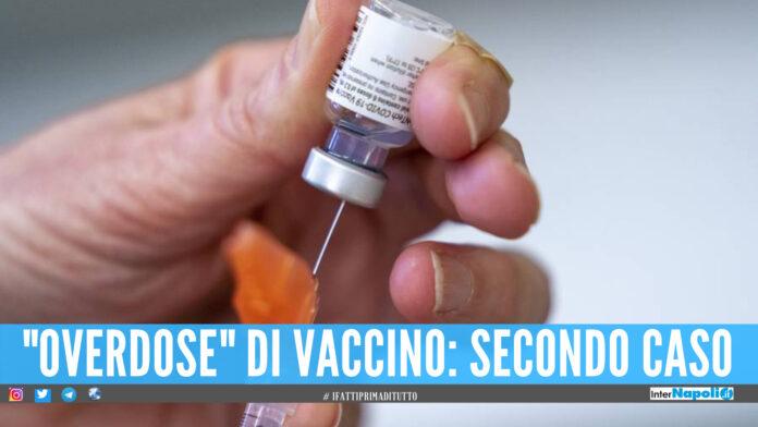 Overdose di vaccino, secondo caso in Toscana