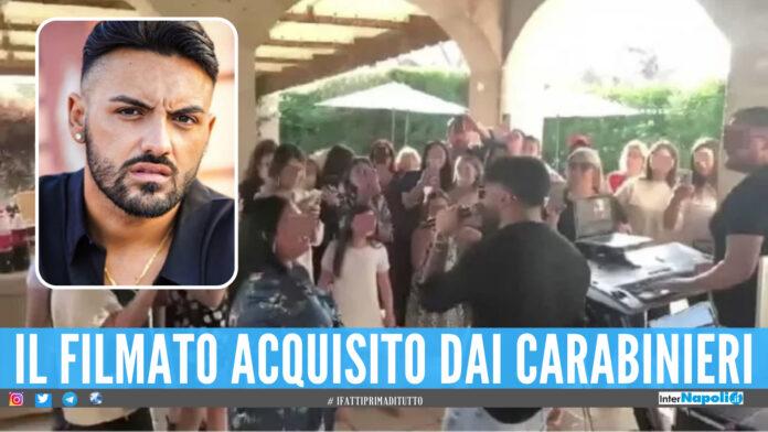 Screen video Daniele De Martino