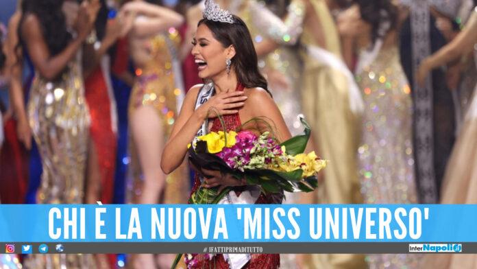 Andrea Meza è la nuova Miss Universo, la 26enne messicana è laureata in ingegneria informatica