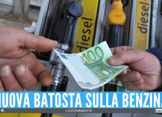 Caro benzina: nuovo record per il costo del carburante