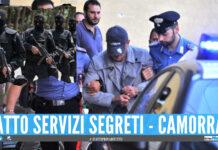 Patto camorra-servizi segreti: la rivelazione dell'ex boss Ferraiuolo