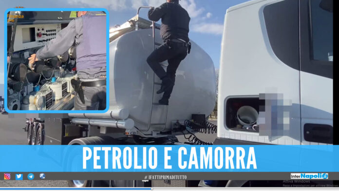 Carburanti e camorra: sgominata rete criminale