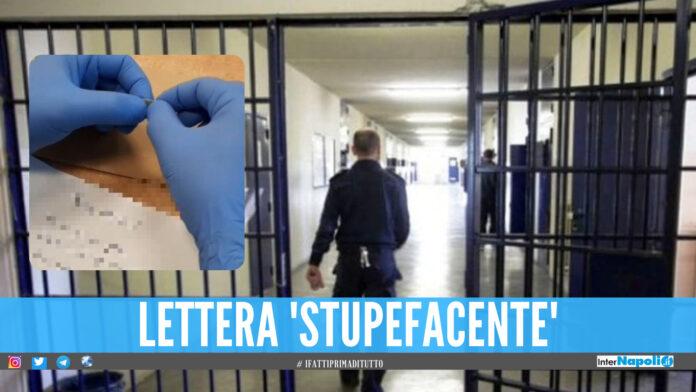 Carcere. Lettera con droga e sim intercettata in Campania