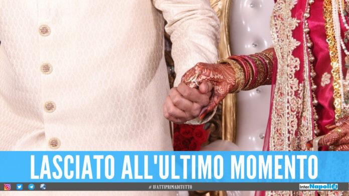 Non conosce la tabellina del 2, sposa lascia il marito sull'altare: