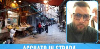 La mafia torna ad uccidere: Emanuele Burgio freddato in strada