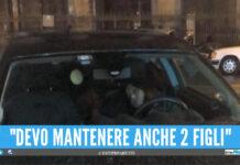 Sfrattata da casa a Napoli nonostante il Covid, la storia della donna che vive in auto da 3 mesi