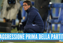 Vergogna a Salerno, aggredita la figlia 18enne dell'allenatore del Pescara