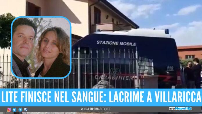 Lacrime a Villaricca, Maria Carmina uccisa dal marito al culmine di una lite