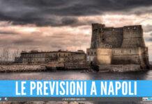 Meteo Napoli