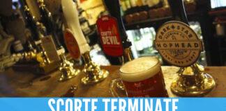 Birra in Gran Bretagna