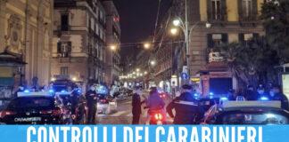 movida napoli carabinieri