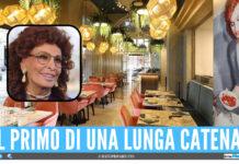 Sophia Loren Napoli Firenze
