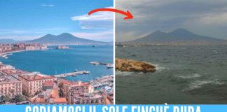 Previsioni meteo Napoli