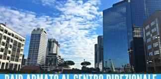 Spari al centro direzionale di Napoli