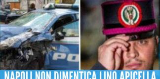 Napoli non dimentica Lino Apicella