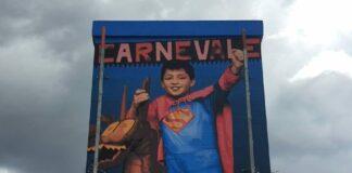 Francesco Paolillo Napoli murale