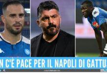 Il Napoli perde Maksimovic per covid, brutta notizia dopo l'infortunio di Koulibaly