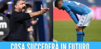 Napoli fermato dal Verona, azzurri fuori dalla Champions League allenatore futuro gattuso