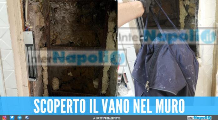 Blitz a Napoli