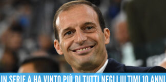 allegri allenatore Napoli