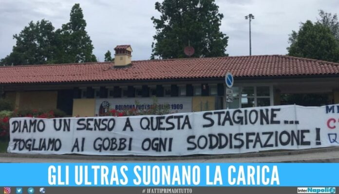 Ultras Bologna Champions League