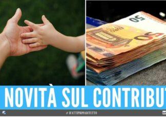 bonus divorziati separati requisiti 800 euro