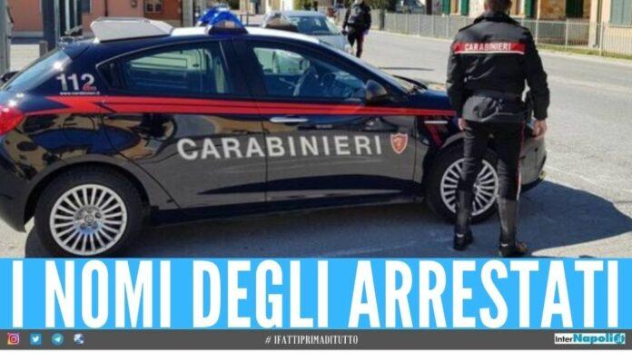 clan Ascione-Papale arresti camorra
