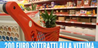 Truffa al supermercato