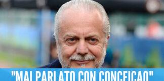 De Laurentiis allenatore Napoli
