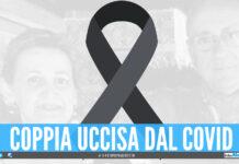 Coppia stroncata dal Covid in provincia di Napoli