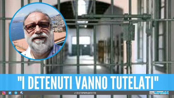 Samuele Ciambriello, garante dei detenuti