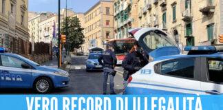 Record di illegalità