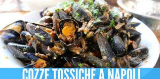 Cozze tossiche a Napoli