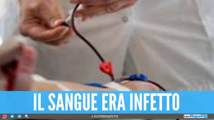 Morta ad Acerra dopo una trasfusione sbagliata, risarcimento da quasi un milione di euro ai parenti