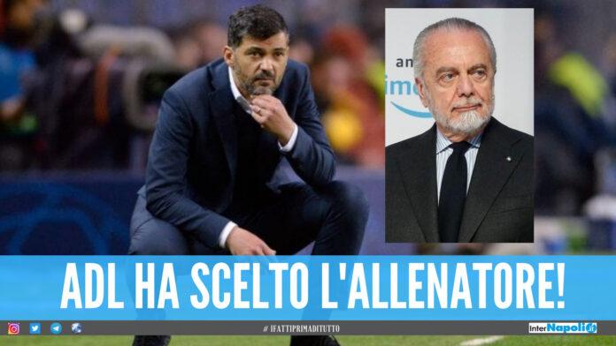 Sergio Conceição napoli