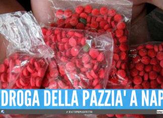 La Yaba, droga della pazzia a Napoli