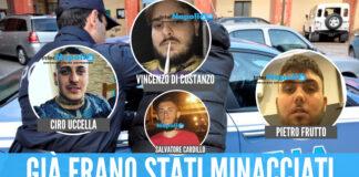 Gli arrestati di Ponticelli