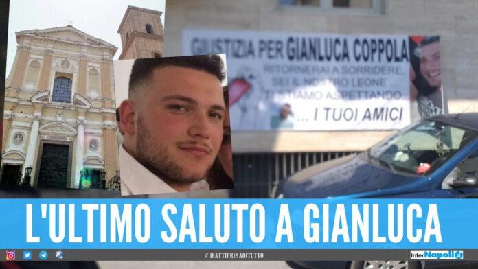 Gianluca Coppola a Casoria