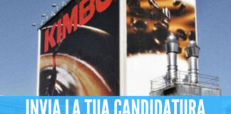 La Kimbo a Napoli cerca personale, nuove assunzioni per la sede di Melito