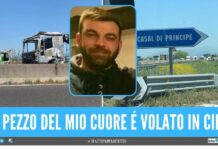 luigi ibello morto incidente napoli caivano