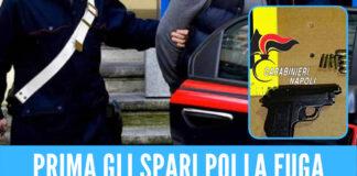 Terrore nel Napoletano: lite finisce in sparatoria. Arrestato 57enne