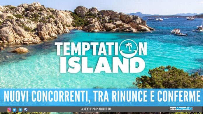 nuova edizione temptation island quando comincia