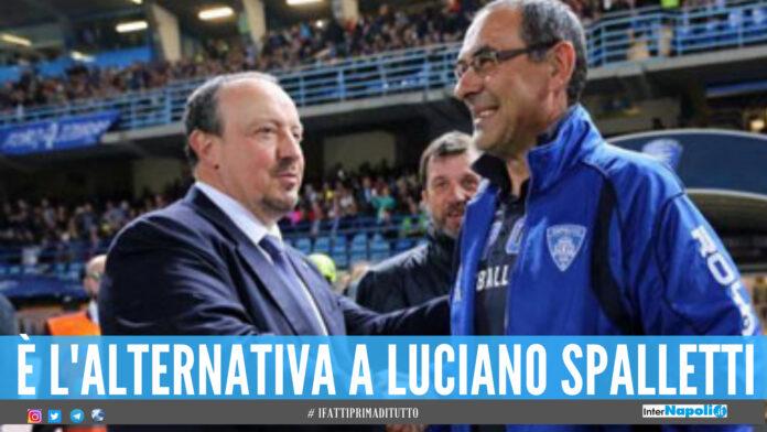 nuovo allenatore Napoli Rafa Benitez