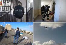 Tre bombe in 4 giorni, Ponticelli sotto attacco dei clan: scatta il mega blitz della polizia