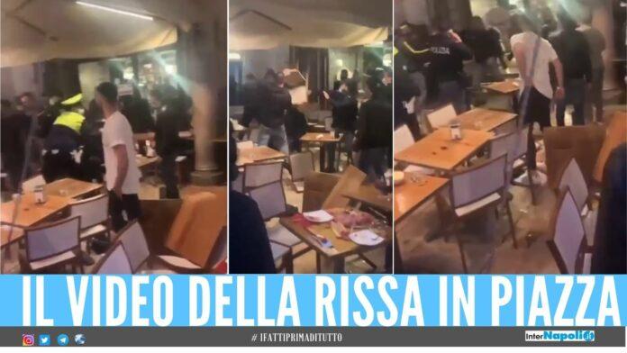 rissa verona video camorrista pozzuoli