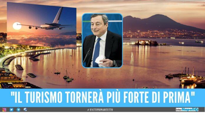 turismo italia draghi riapertura pass europeo